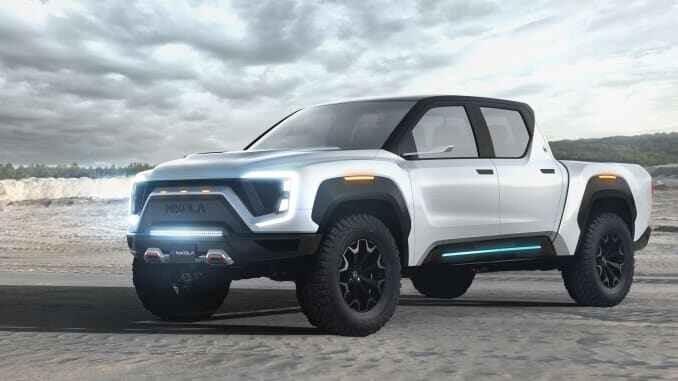(Usproinvestment) El Tejón (The Badger) es la nueva camioneta eléctrica de General Motor (GM) que producirá junto a la empresa Nikola (NKLA).