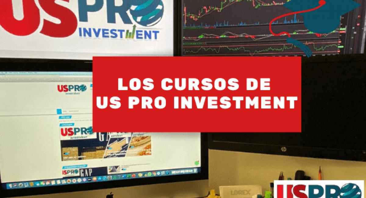 Curso en inversion bursatil de us pro investment
