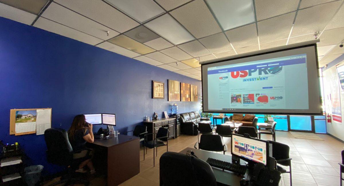 Oficina Us Pro Investment Servicios