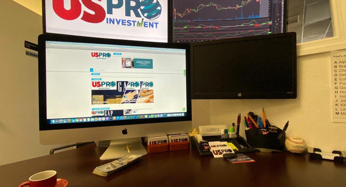 Oficina de Us Pro Investment